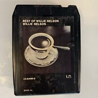 Willie Nelson Best of (8-Track Tape)