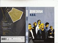 Jebediah-N.D.C.-Australian Rock Band-2002-Jebediah-Music Band-DVD