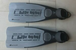 Pinne Cressi Ara EBS soft blade XL sub subacquea immersione