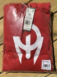 Adidas Patrick Mahomes XL Signature Red Hoodie HF4611 KC Chiefs SOLD OUT!