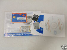 New Genuine Oem Dell Wireless 5510 Mobile Broadband Express Card Kit Mf339
