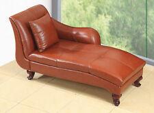 Lounge Liege Ottomane Polster Sofa Büro Relax Leder Chaiselongues #1667
