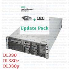 HPE dl380p Gen8 Update Firmware iLO4 + BIOS System ROM Latest HP Server FAST⚡️✅