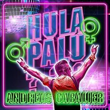 ANDREAS GABALIER - HULAPALU (2-TRACK)  CD SINGLE NEUF