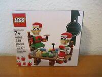 LEGO Seasonal - Little Elf Helpers - set 40205 - CHRISTMAS 2016