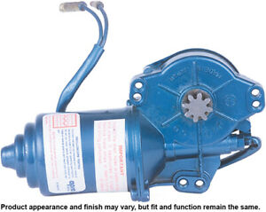 Remanufactured Window Motor  Cardone Industries  47-1305