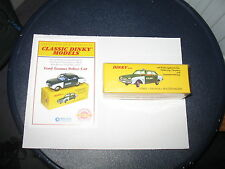 French Dinky Atlas ford taunus polizeiwagen #551 (Comme neuf/Sealed)