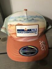 2021 Ironman 70.3 World Championship St. George Triathlon Trucker Hat SnapBack