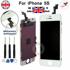 For iPhone 5S SE LCD Touch Screen Digitizer Display Assembly White Replacement