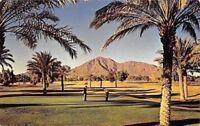 Phoenix Arizona~Country Club~Golfing~1950s Postcard