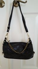 New Women's New Black Quilted Small Handbag