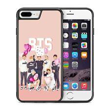 BTS HEARTS KPOP BUMPER PHONE CASE IPHONE 5 6 7 8 X 11 PRO MAX GALAXY