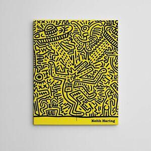 "16X20"" Gallery Art Canvas: Keith Haring Pop Graffiti NYC Street Culture American"
