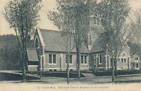 ROXBURY IN THE CATSKILLS NY – Jay Gould Memorial Reformed Church - 1910