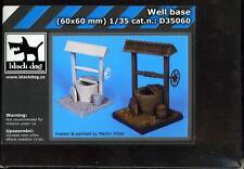 Blackdog Models 1/35 WELL BASE Resin Display Base