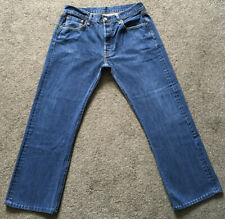 Superb Levi's 501's Denim Jeans. 32W x 28L. (C884)