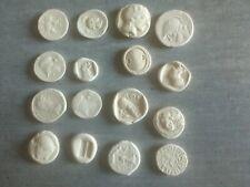lot de Médailles en plâtre