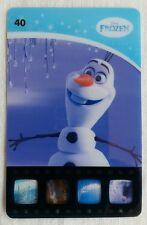 Woolworth's Disney Movie Stars Card 40