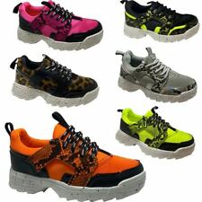 Kid's Sport  Sneakers Shoes Athletic Running Tennis Lace Lightweight Size 9- 4