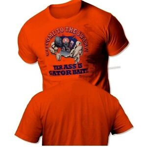 Florida Gators Welcome to the Swamp Tee Shirt Small to 3X