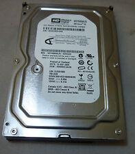 """160gb Western Digital WD 1600 AAJS - 62waa0 DCM: hhnnht 2ahn Hard Disk SATA da 3.5"""""""