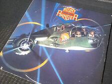 "12"" LP Vinyl Record NIGHT RANGER - SEVEN WISHES (MCA 1985) NM 1985 80s"