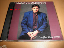 SAMMY GOLDSTEIN cd I'm Glad there is you WHEN YOU WISH UPON A STAR  MARY STOUT