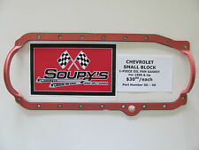Chevrolet Small Block Oil Pan Gasket-1 piece (1986 & up)