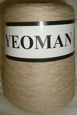 Yeoman Pure Matt Cotton Yarn DK Hand & Knitting Machine 400g Choice Colours Y209