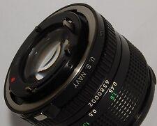 Canon 50mm FD f/1.4 U.S. NAVY lens for manual focus Canon SLR cameras,  99.9%