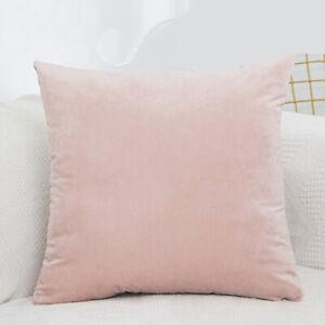 40*40cm Velvet Cushion Cover Pillow Cover Pillowcase Home Decorative Supplies