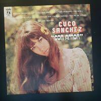 """Cuco Sanchez """"Con Amor"""" Vinyl Record LP [1977]"""