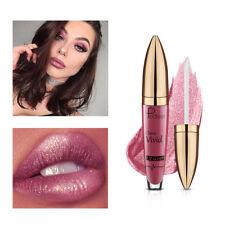 18 Types Magic Glitter Flip Lipstick Pull Matte Pearl Lip Gloss Non-sticky Cup