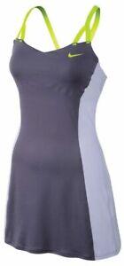 New Nike Maria Sharapova Womens XLarge Active Tennis Dress w/ Bra Purple