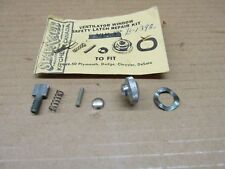 VENT WINDOW LATCH REPAIR KIT 1949 -1952 DESOTO CHRYSLER DODGE PLYMOUTH TRUCK