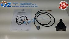 Holden Rodeo RA 08/2005 - 2/2008 TOWBAR TRAILER WIRING HARNESS LOOM
