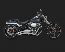 Vance and Hines 26065 Big Radius Exhaust Harley Softail Breakout FXSB 2013-2017