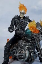 Ghost Rider Ultimate Ghost Rider & Flame Cycle RAR !Hasbro 2006 Neu OVP
