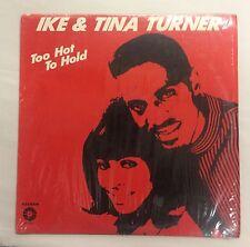 Ike & Tina Turner - Too Hot To Hold Vinyl LP 33RPM 1972 Springboard SPB 4011 NM
