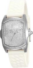 Invicta Lupah Silver Crystal-set Dial Ladies Watch 22118