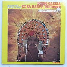 DIGNO GARCIA et sa harpe indienne Moliendo Cafe 2XLP 67134