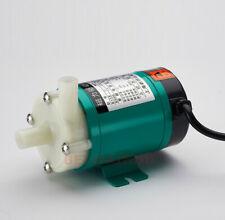 MP-10RN Magnetic Drive Pump 6W 220V-240V 50HZ/60HZ Corrosion Resistant 12L/M Max