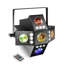 Cameo - VOODOO - 2-in-1 Derby + Strobe LED Effekt mit 20 x 3W RGBA und 12 x 1W
