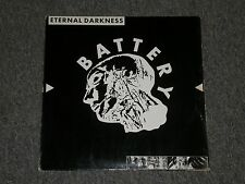 Eternal Darkness~Battery~1991 Industrial Electronic~German IMPORT~FAST SHIPPING!