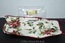 Longaberger 2008 Christmas Wrap it Up Liner in Holiday Botanical #23633270 - NEW