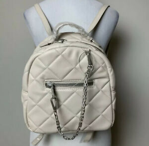 Steve Madden Backpack White NEW