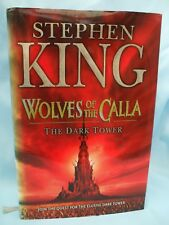 The Dark Tower No 5 1st Edition The Wolves of Calla Stephen King Hardback Book