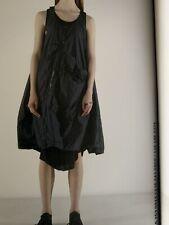 Rundholz Dip Kleid Tunika Grau OS Mit 3 D Taschen