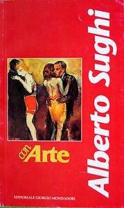Alberto Sughi  Catalogo esposizione d'arte