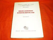 formazione giurisprudenziale dei principi del diritto del lavoro l. galantino